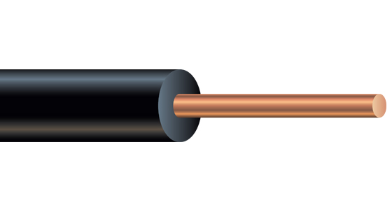 Low Energy Circuit Cable/Type UF Single Conductor