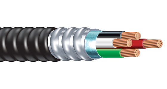 EZ-IN Shielded Mini-Split 600V Cable