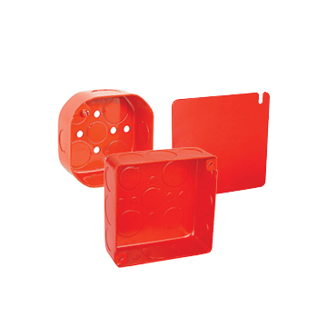 Fire/Life Safety Appliance, Red
