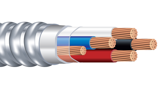 Riser MC High Rise Copper Cable