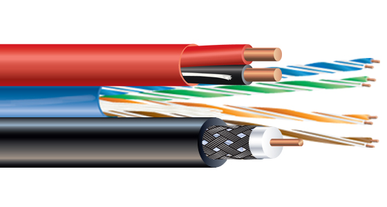 >Low Voltage Cable
