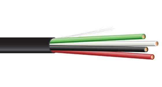 Tray Cable Mini Split- 600V