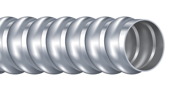 Alflex Type SWA Standard Wall Aluminum Flexible Metal Conduit