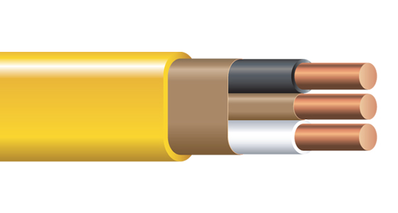 Romex Brand SIMpull Type NM-B Cable