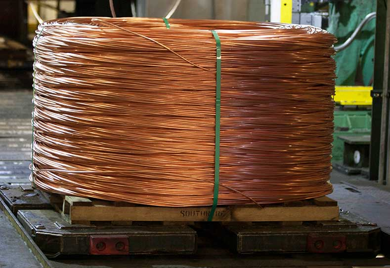 Southwire and BHP Complete First Carbon Neutral Copper Delivery with Enhanced Traceability