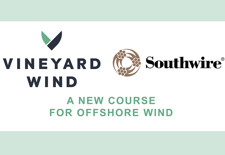 Vineyard Wind Announces Southwire As Key Supplier For Nation's First Commercial Scale Offshore Wind Project