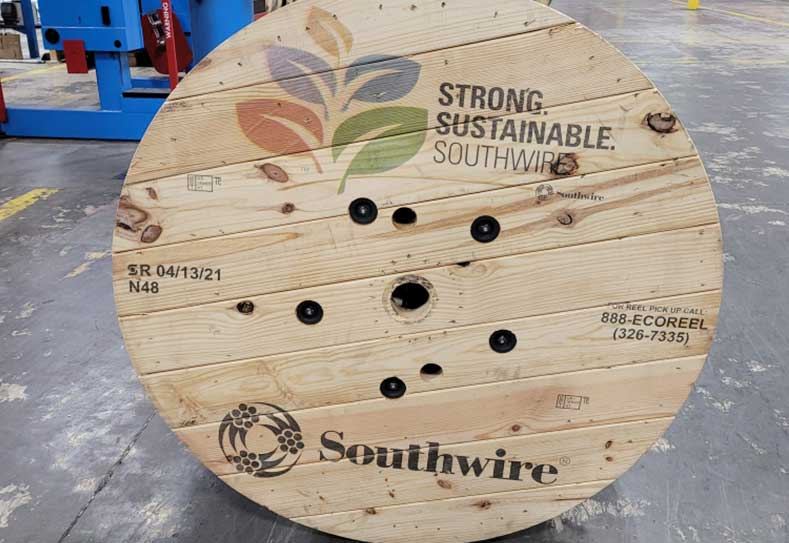 Southwire's Packaging Team Enhances Sustainability Efforts