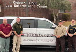 Southwire Donates Funds To Cleburne County In Support Of Project Lifesaver
