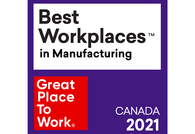 Southwire Canada Named on Great Place to Work® Manufacturing List