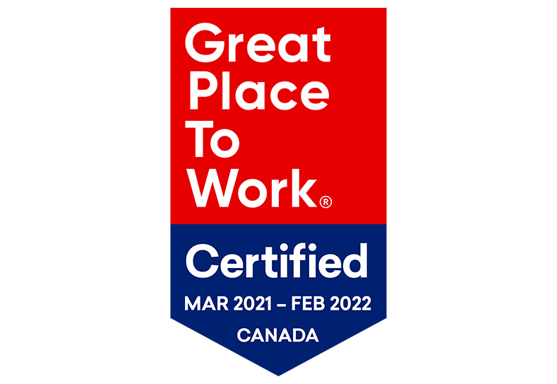Southwire Canada Recognized as Great Place to Work<sup>®</sup>