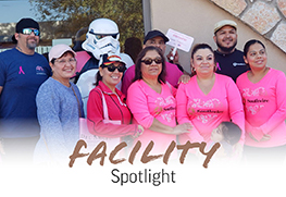 Southwire's El Paso Facility Puts An Emphasis On Breast Cancer Awareness