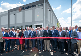 Southwire Celebrates Opening Of New CSC
