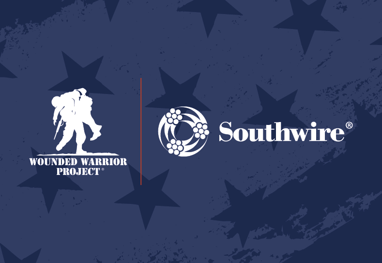 Southwire Honors Military Appreciation Month, Announces Three-Year Partnership With Wounded Warrior Project<sup>®</sup>