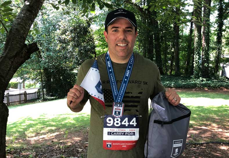 Southwire Participates in Wounded Warrior Project's Carry Forward 5K